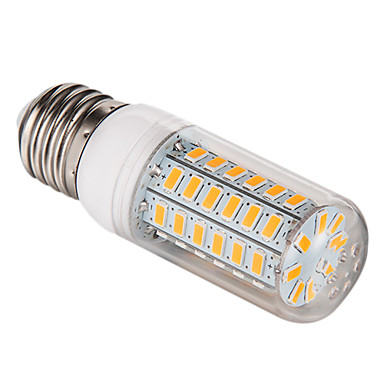1pc 5 W 450 lm E26 / E27 LED Mais-Birnen T 56 LED-Perlen SMD 5730 Warmes Weiß / Kühles Weiß 220-240 V
