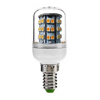180lm E14 LED лампы типа Корн T 48 Светодиодные бусины SMD 3528 Декоративная Тёплый белый 220-240V