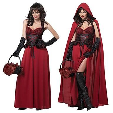 DinBasme Costume Cosplay Costume petrecere Feminin Halloween Carnaval Festival / Sărbătoare Costume de Halloween Imprimeu