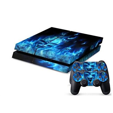 B-SKIN Sticker - PS4 Noviteit