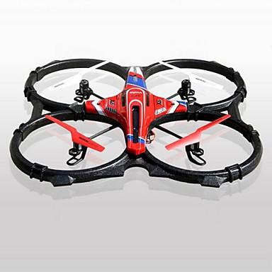 billige Fjernstyrte quadcoptere og multirotorer-RC Drone SYMA X6A 4 Kanaler 2.4G Uten kamera Fjernstyrt quadkopter