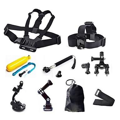 Brustgurt Chesty  / Brust Gurt / Helmhalterung / Kopfbänder / Taschen Zum Action Kamera Gopro 6 / Gopro 5 / Gopro 4 Kunststoff / Nylon /