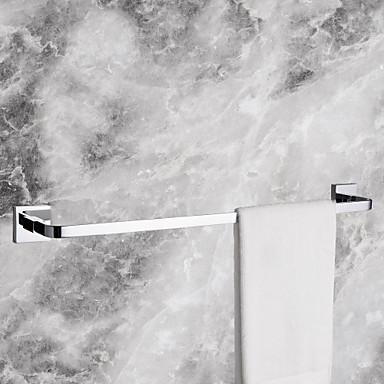 Towel Bar High Quality Contemporary Brass 1 pc - Hotel bath 1-Towel Bar