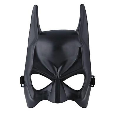 9pcs Plastik Halloween-Masken Masken