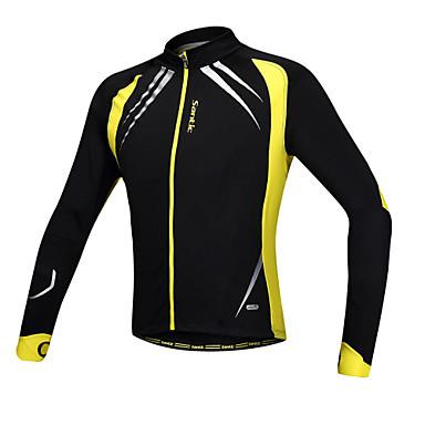 4a75661e1 SANTIC Men s Cycling Jacket Bike Jacket   Jersey   Top Windproof ...