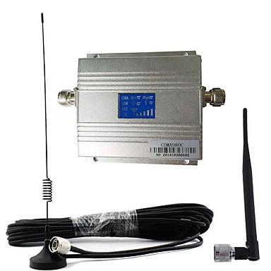 ЖК-CDMA 850MHz усилитель сигнала сотового телефона усилитель + антенна комплект новый