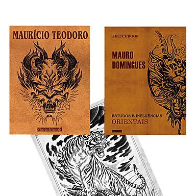 Mauricio tatto Musterbuch