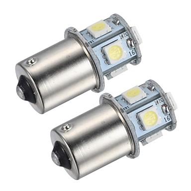 SO.K 1156 Bil Elpærer SMD 5050 45 lm interiør Lights For Universell