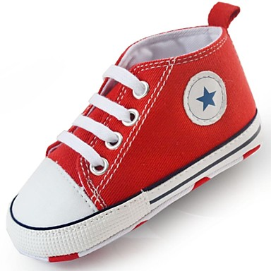 1bebad507db Γυναικεία παπούτσια-Αθλητικά Παπούτσια-Αθλητικά-Επίπεδο Τακούνι-Πρώτα  Βήματα / Παπούτσια Αγκαλιάς