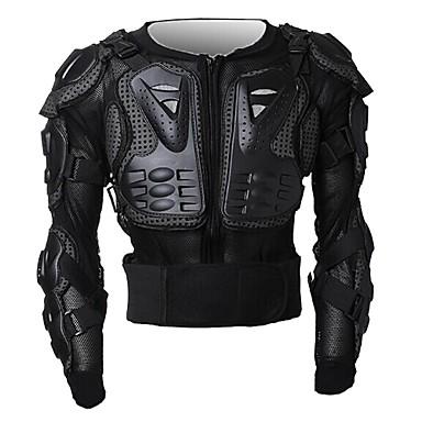 Pentru bărbați Bicicletă Jachetă 3D Pad Poliester Ciclism/Bicicletă Sporturi zăpadă Negru