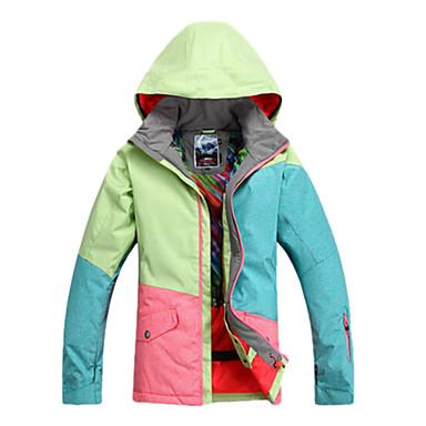 959df7110 Outdoor Dámské Bundy na lyže/snowboard / Dámská bunda / Zimní bunda Lyže /  Brusle