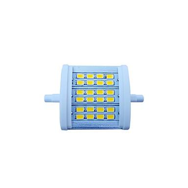 7W R7S Proiectoare LED Spot Încastrat 24 SMD 5630 770 lm Alb Cald Decorativ AC 85-265 V