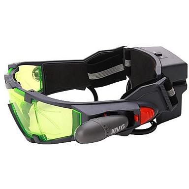 Night Vision Goggles Justerbar Vanntett Tågesikker Generelt bruk Camping & Fjellvandring Plast Metall