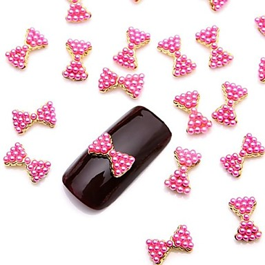 10 Pearls Nail Jewelry Other Decorations Fruit Flower Abstract Classic Cartoon Lovely Wedding Daily Fruit Flower Abstract Classic Cartoon