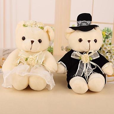 100% pamuk Yaratıcı Hediye Damat Nedime Sağdıç Çiçekçi Kız Yüzük Taşıyıcı Çift Aileler Düğün