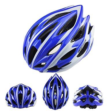 Bicicletă Cască Certificare Ciclism 15 Găuri de Ventilaţie Munte Bărbați EPS+EPU Ciclism montan Ciclism stradal Ciclism recreațional