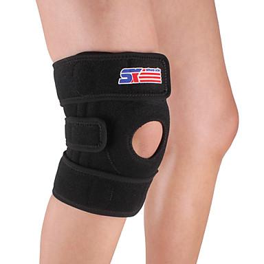 Kniebandage für Wandern Radsport / Fahhrad Jogging Fitness Laufen Unisex Verstellbar Atmungsaktiv Dehnbar Sport Draussen Gummi Nylon 1pc
