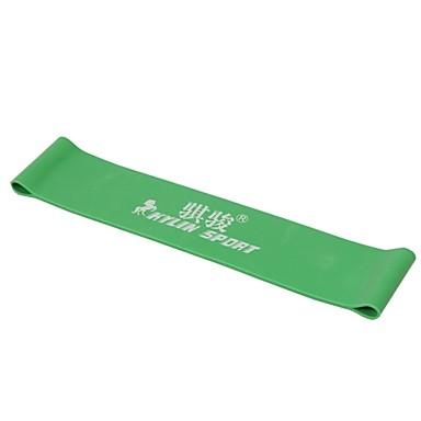 KYLINSPORT Fitness-Dehnbänder Mit 1 pcs Gummi Krafttraining, Physiotherapie Zum Yoga / Pilates / Fitness Heim / B¨¹ro