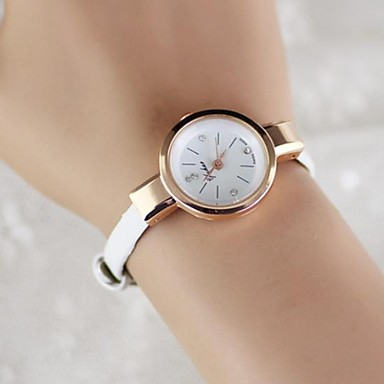 Women's Circular Quartz Belt Watch(Assorted Colors) Cool Watches Unique Watches Strap Watch