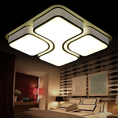 Modern/Contemporary Traditional/Classic LED Flush Mount Downlight For Living Room Bedroom Dining Room Study Room/Office Kids Room Hallway