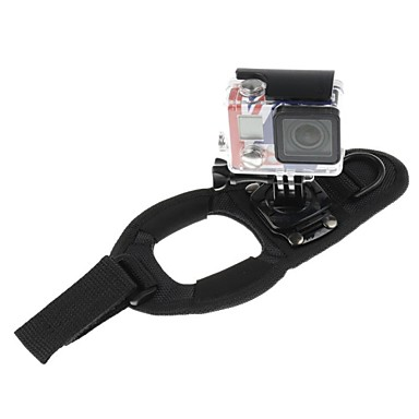 Straps Mount / Holder For Action Camera Gopro 5 Gopro 4 Gopro 3 Gopro 2 Gopro 3+ Gopro 1 Gopro 3/2/1 Plastic Nylon Aluminium Alloy