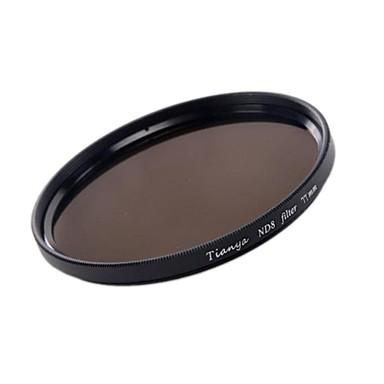 Canon 24-105 için tianya® 77mm dairesel nötr yoğunluk ND8 filtresi 24-70 i 17-40 nikon 18-300 lens