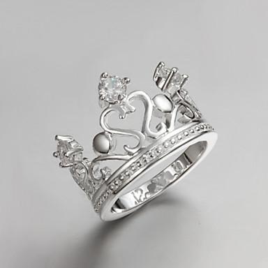 Anéis Fashion Pesta Jóias Aço Feminino Anéis Grossos 1pç,Tamanho Único Dourado