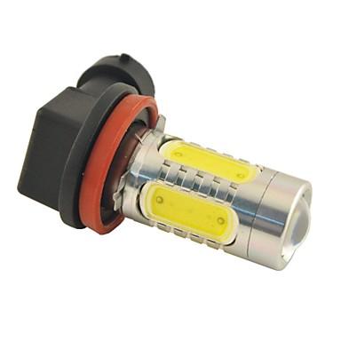 SO.K 1 Stück H11 Auto Leuchtbirnen 7W COB 600lm 5 LED Nebelscheinwerfer