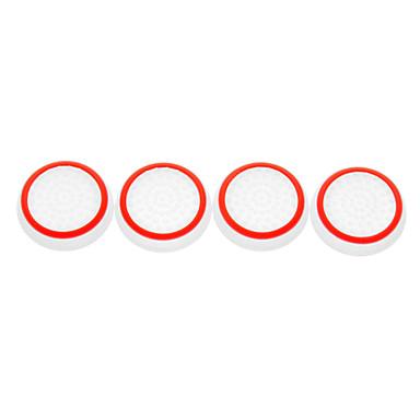 Játékszabályozó Thumb Stick Grips Kompatibilitás Sony PS3 / Xbox 360 / Xbox egy ,  Újdonságok Játékszabályozó Thumb Stick Grips Szilikon 1 pcs egység