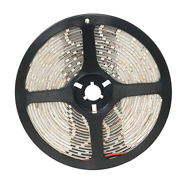 Flexible LED-Leuchtstreifen 300 LEDs Warmes Weiß DC 12V