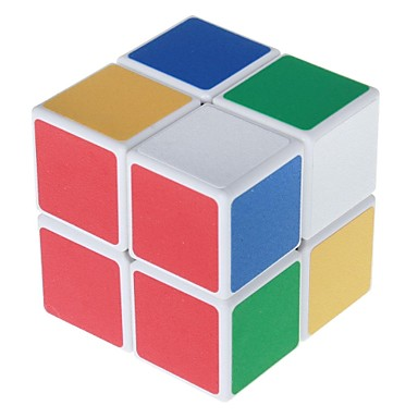 Rubik's Cube Shengshou 2*2*2 Cube de Vitesse  Cubes Magiques Casse-tête Cube Niveau professionnel Vitesse Carré Nouvel an Le Jour des