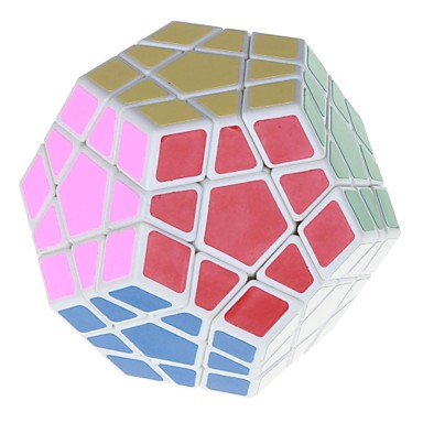 Rubik's Cube Smooth Speed Cube 3*3*3 Megaminx Speed Professional Level Magic Cube ABS