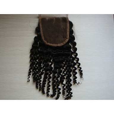Classic Kinky Curly Human Hair Extensions High Quality Natural Black 14 inch 16 inch 18 inch 20 inch 8 inch