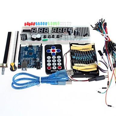 elektronische Teile Starterkit Starterkit Lern Kit für Arduino