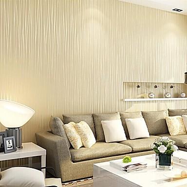 Streep Behang Modern Behangen,Ongeweven papier Ja