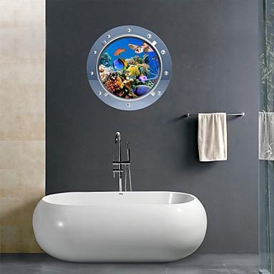 Fürdőszoba matrica