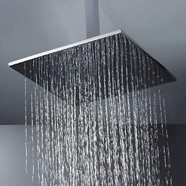 Moderne Regendusche Gebürstet Eigenschaft - Regenfall, Duschkopf