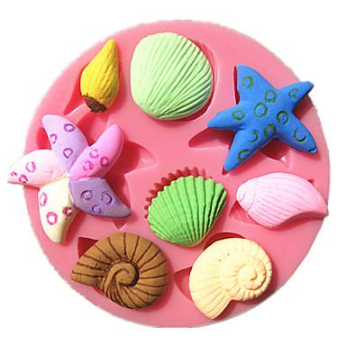 Narzędzia do pieczenia Plastikowy DIY Tort Formy Ciasta