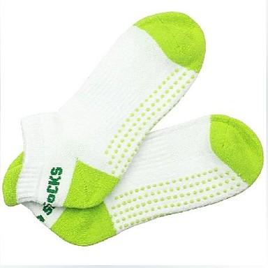 Damen Yoga Socken tragbar, Atmungsaktiv, Antirutsch Für Ballett / Pilates / Tanz - 1 Paar Baumwolle Frühling / Sommer / Herbst / Dehnbar