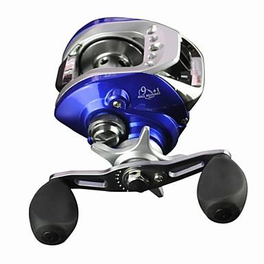 10 Ball Bearings Right-handed  Baitcasting Reel /Sea Fishing/Fly Fishing /Baitcast Reels