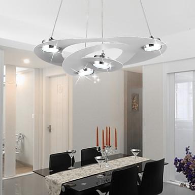 putian Avize Lambalar Aşağı Doğru - LED, Modern / Çağdaş, 110-120V 220-240V, Sıcak Beyaz Beyaz, Ampul Dahil