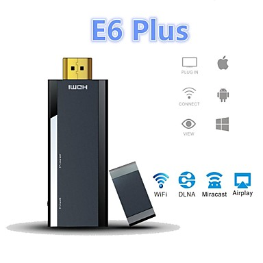 Buy E6 Plus PTV Miracast WiFi Dongle TV Stick 1080P HDMI Streaming Media Player / DLNA Window Airplay