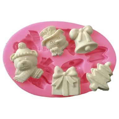 1pc Neuheit Kuchen Kunststoff Gute Qualität Kuchenformen