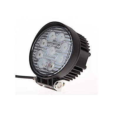 Auto / Kran / Planierraupe Leuchtbirnen 27W LED Arbeitsscheinwerfer