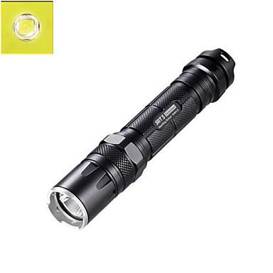 SRT5 LED Taschenlampen LED 750lm Stoßfest / rutschfester Griff / Wasserfest Camping / Wandern / Erkundungen / Für den täglichen Einsatz /
