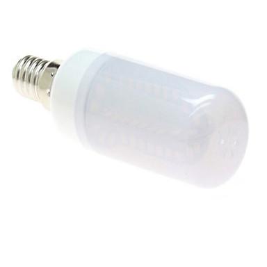 4W 350-400 lm E14 LED-maïslampen T 56LED leds SMD 5050 Warm wit Koel wit AC 220-240V