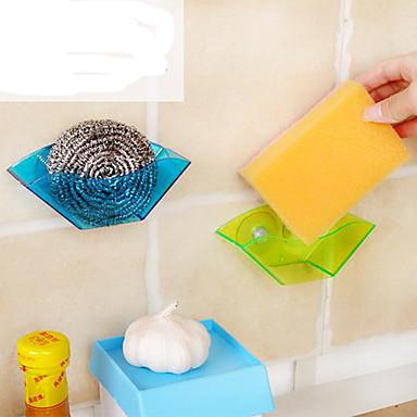 1db Ruhafogasok & Akasztók Műanyag Könnyen használható Konyhai szervezet