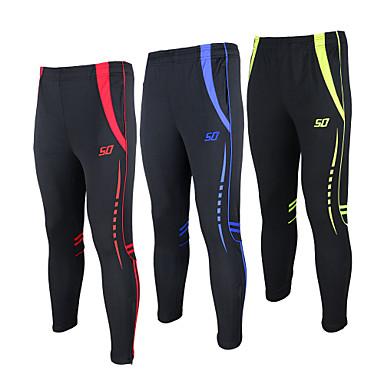 Arsuxeo Erkek Legginsy do biegania Bielizna termoaktywna Spor Taytları Hızlı Kuruma Ultravioleye Karşı Dayanıklı Giyilebilir Nefes