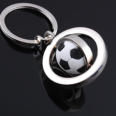 Keychain Silver / Screen Color Alloy Fashion For Birthday / Gift