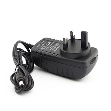 YanSe® Источники питания 12V2A United Kingdom Standard 3 feet transformer для Безопасность системы 10*7cm 0.1kg